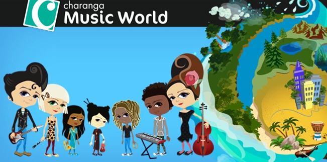 Charanga Music World